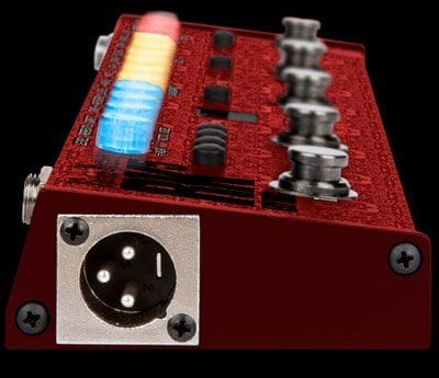 Tech 21 Tech 21 Richie Kotzen RK5 has XLR DI-Out