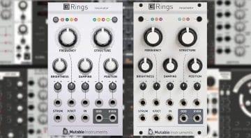 Softube Modular Mutable Instruments Rings