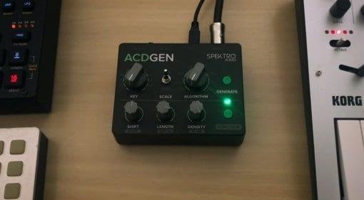 ACDGEN hardware edition