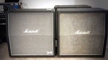 Does the Marshall 1960AX 4X12 sound like the Original?