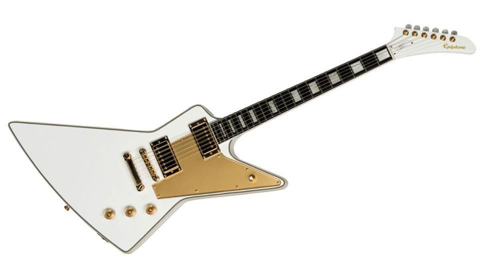 Epiphone Lzzy Hale Explorer unleashed - Bargain rocker?