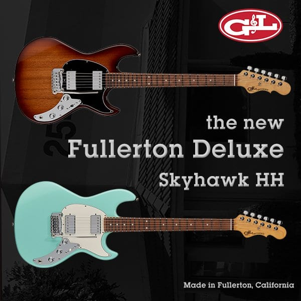G&L Deluxe Skyhawk HH