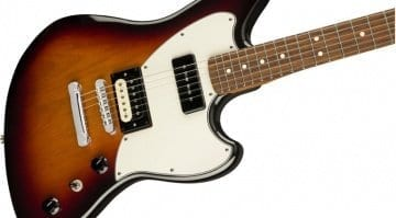Fender officially unveils new Alternate Reality Powercaster