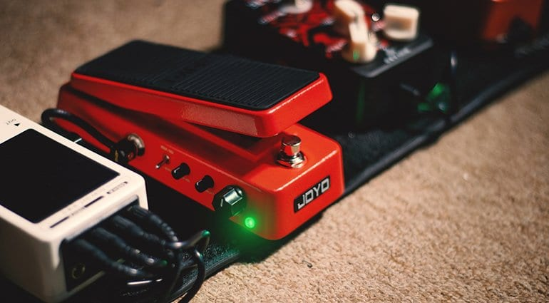 Joyo Wah-2 pedal