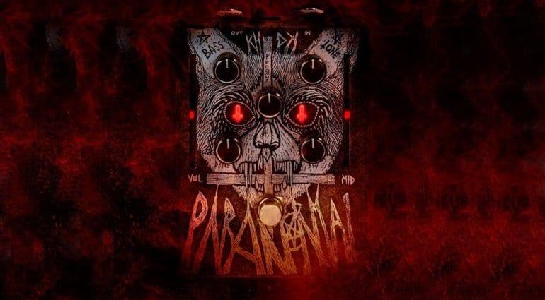 KHDK - Gary Holt Paranormal parametric EQ
