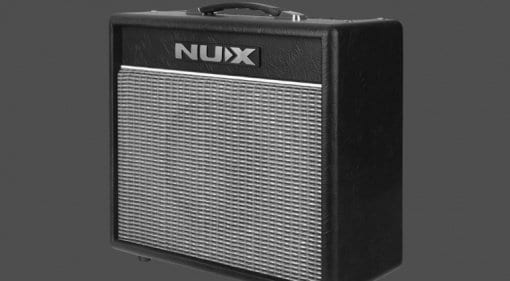 NUX Mighty 20BT Bluetooth practise amp