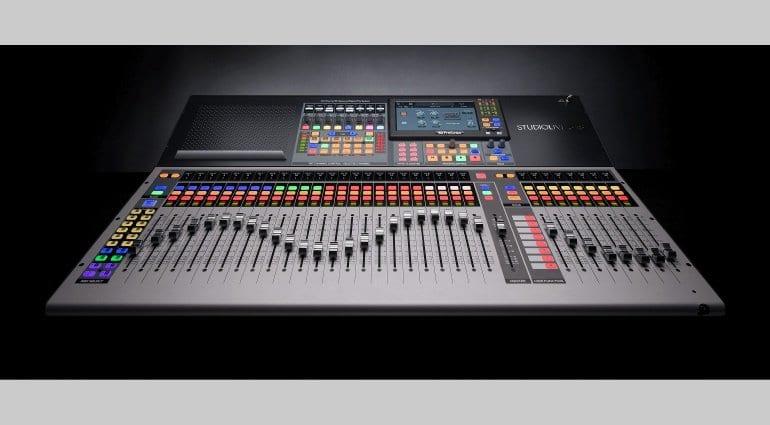 PreSonus StudioLive III S Series