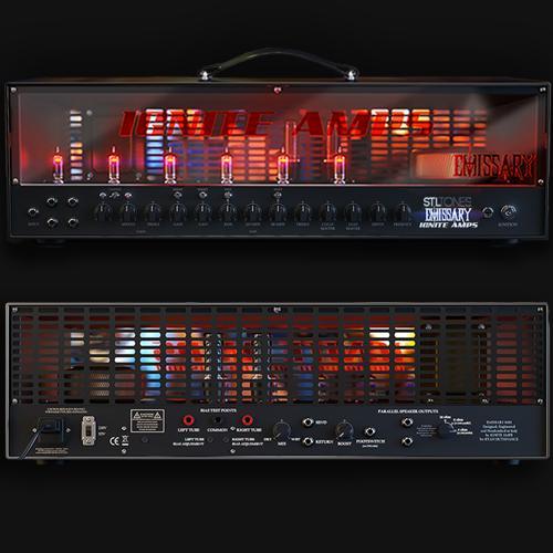 STL Tones STL Tones Ignite Amps New Emissary 2.0