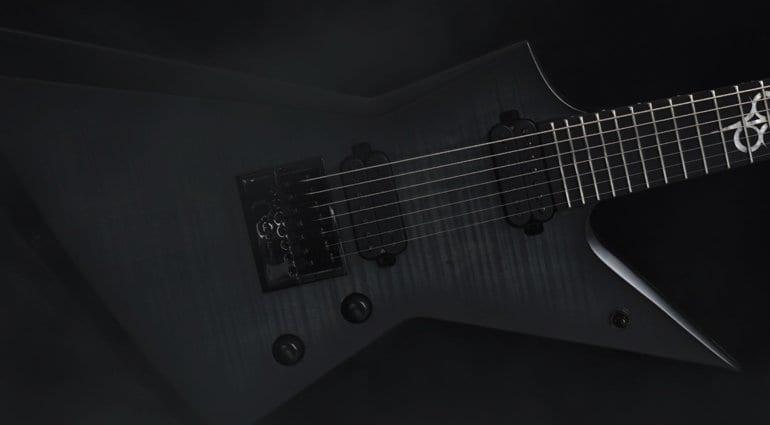 Solar Guitars E1.7FBB new for March