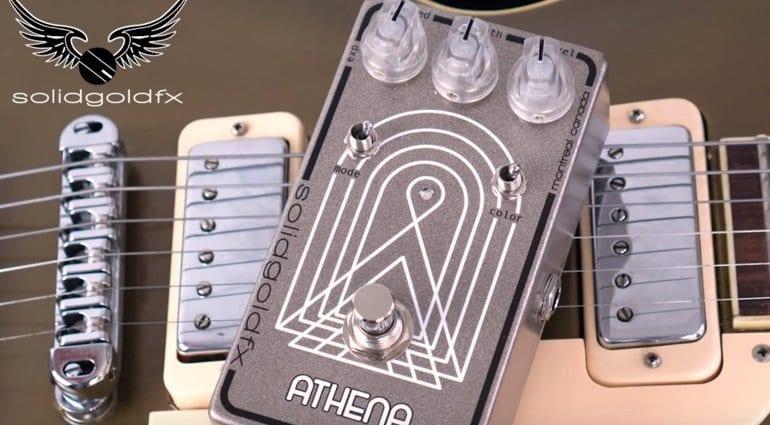 SolidGoldFX Athena Vibra-Phase