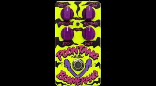 Steel Panther Poontang Boomerang - Digital Delay