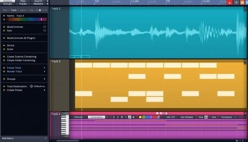 Tracktion-Waveform10-actions-panel