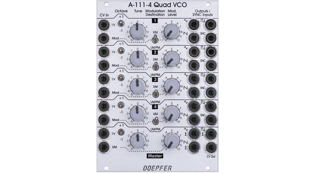 Doepfer Quad VCO