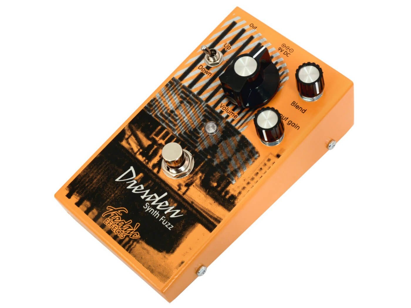 Frederic Effects Dresden Synth Fuzz MkII