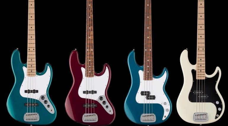 G&L Fullerton Standard bass