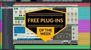 best free plugins of the week