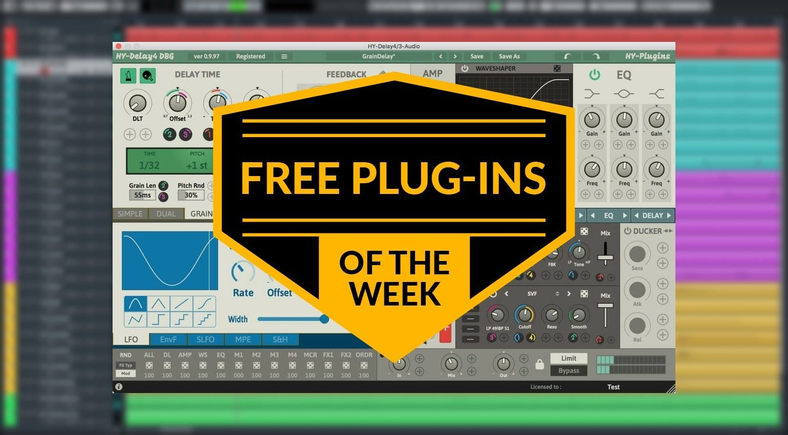Best free plug-ins this week: Four awesome toys for your musical