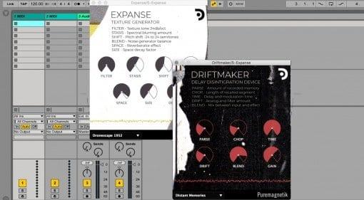 puremagnetik expanse driftmaker