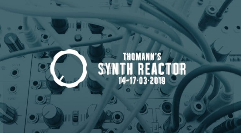Thomann Synth Reactor 2019