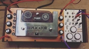 T-Rex T-Rex Replicator Tape Delay