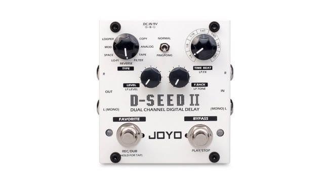 Joyo D-Seed II digital delay