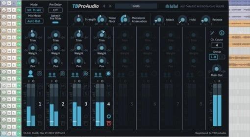 TBProAudio AMM