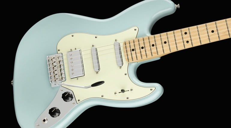Fender Alternate Reality Sixty-Six in Daphne Blue