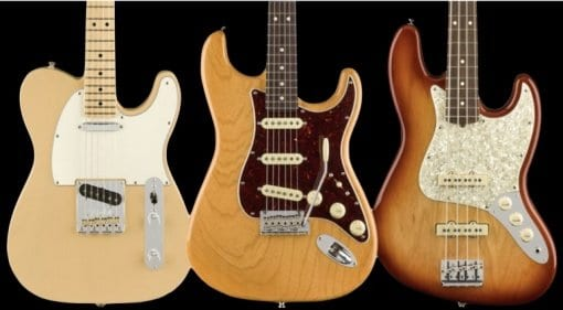 Fender Lightweight Ash American Professional