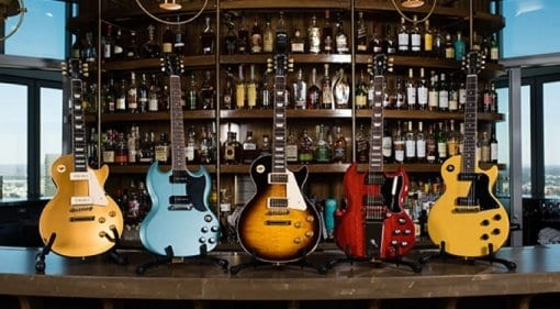 Gibson 2019 Collection revealed