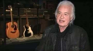 Jimmy Page's iconic Stairway To Heaven guitar to go on display