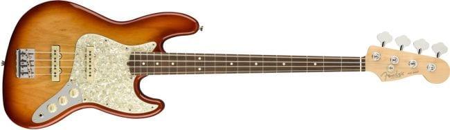 Fender Lightweight Ash American Professional Jazz Bass