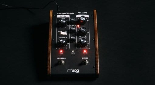 MF-104M Moogerfooger Analog Delay