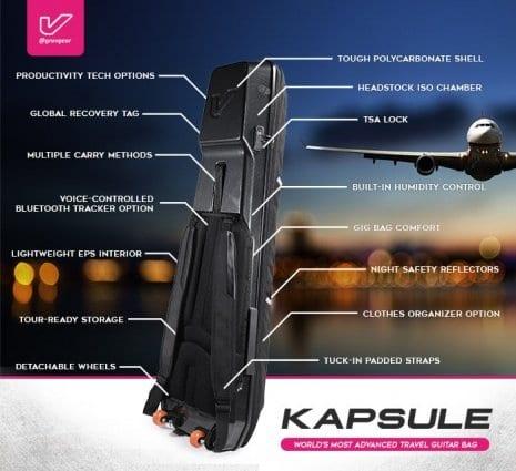 Gruv Gear The Kapsule