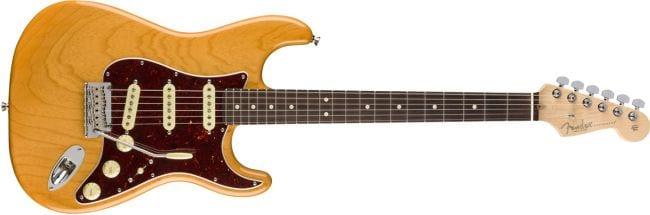 Fender Lightweight Ash American Professional Strat