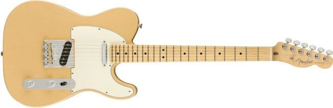 Fender Lightweight Ash American Professional Tele