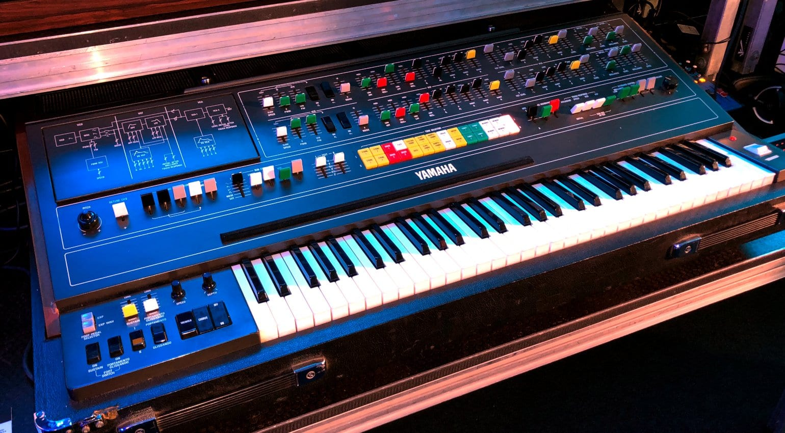 Yamaha asks if we'd like to see the return of the CS-80