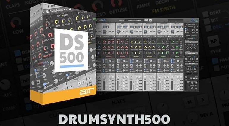AIR Drum Synth 500