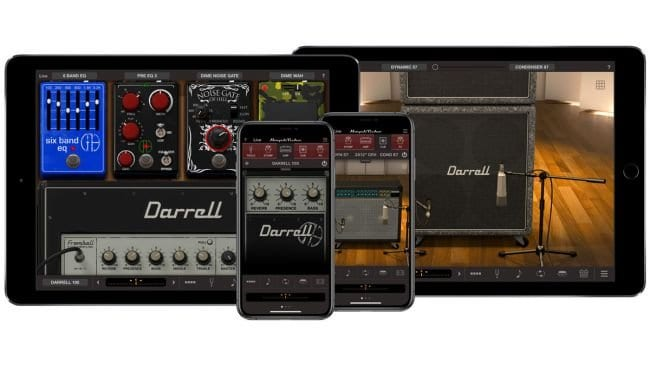 Dimebag' Virtual Rig