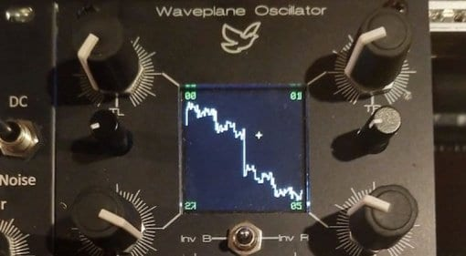 Dove Audio Waveplane Oscillator