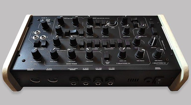 Elettrorama Sound Lab Minisynth Plus MIDI