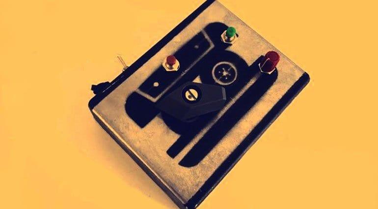 Error Instruments Broken Tape