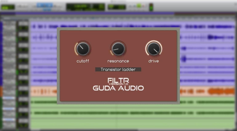 filtr guda audio