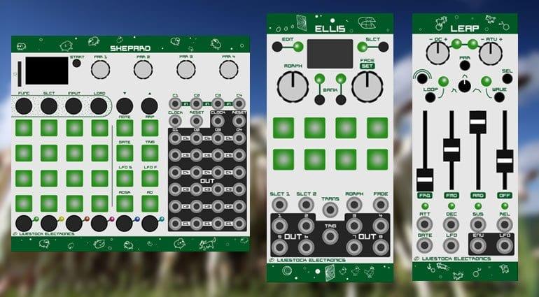 Livestock Electronics modules