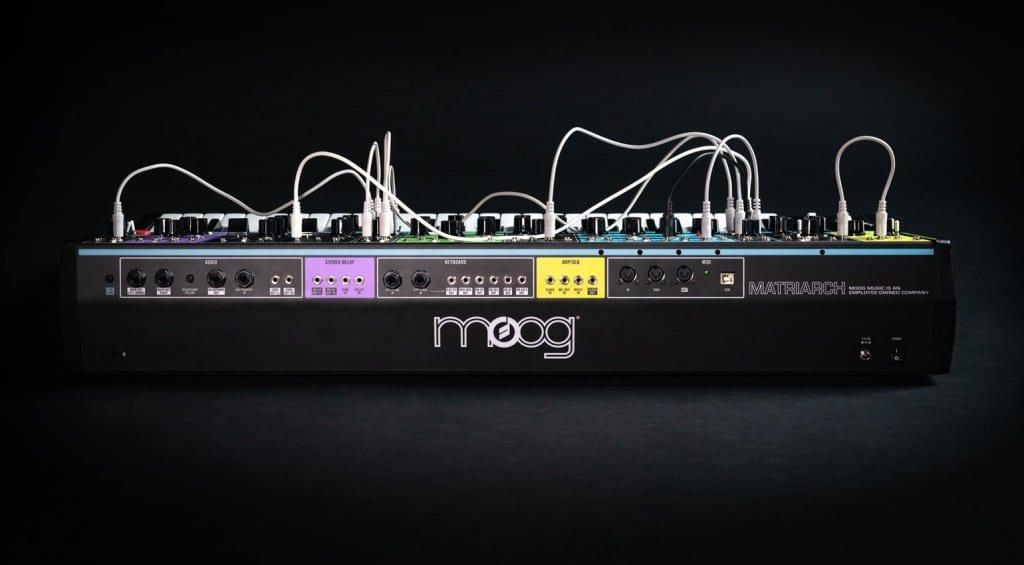 Moog Matriarch
