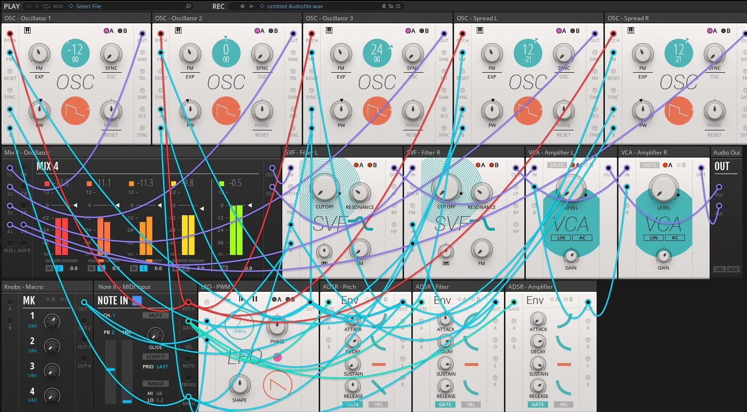free reaktor patches
