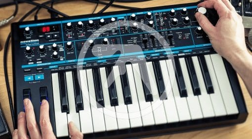 Novation Bass Station II firmware update