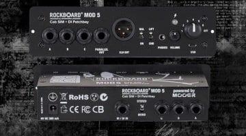 Rockboard MOD 5 Mooer