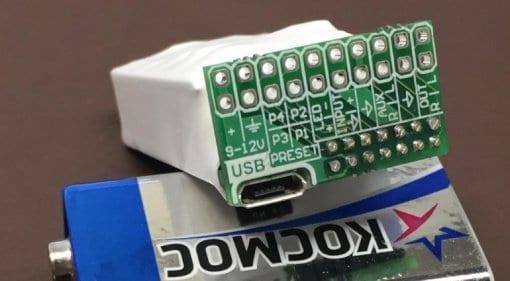 AMT Pangaea CP16A-6F22 Impulse Response plug-in module
