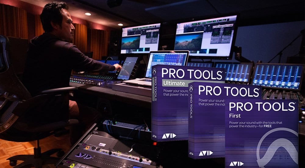 Avid releases Pro Tools 2019 with macOS Mojave support and
