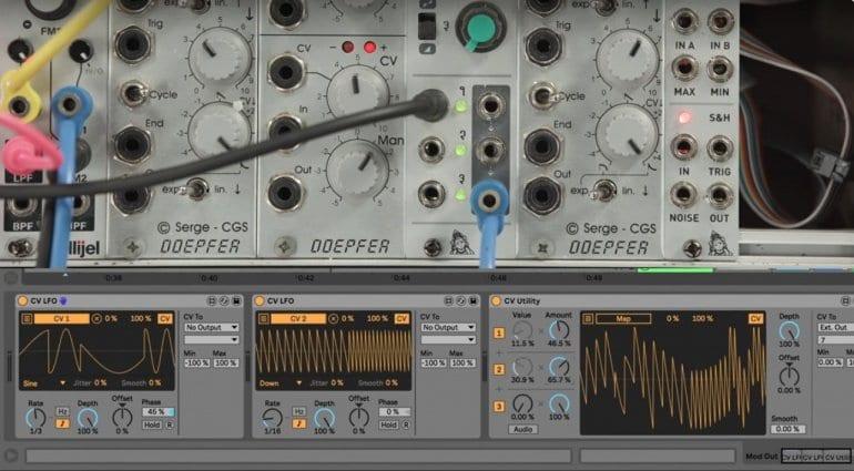 Ableton CV Tools for Live